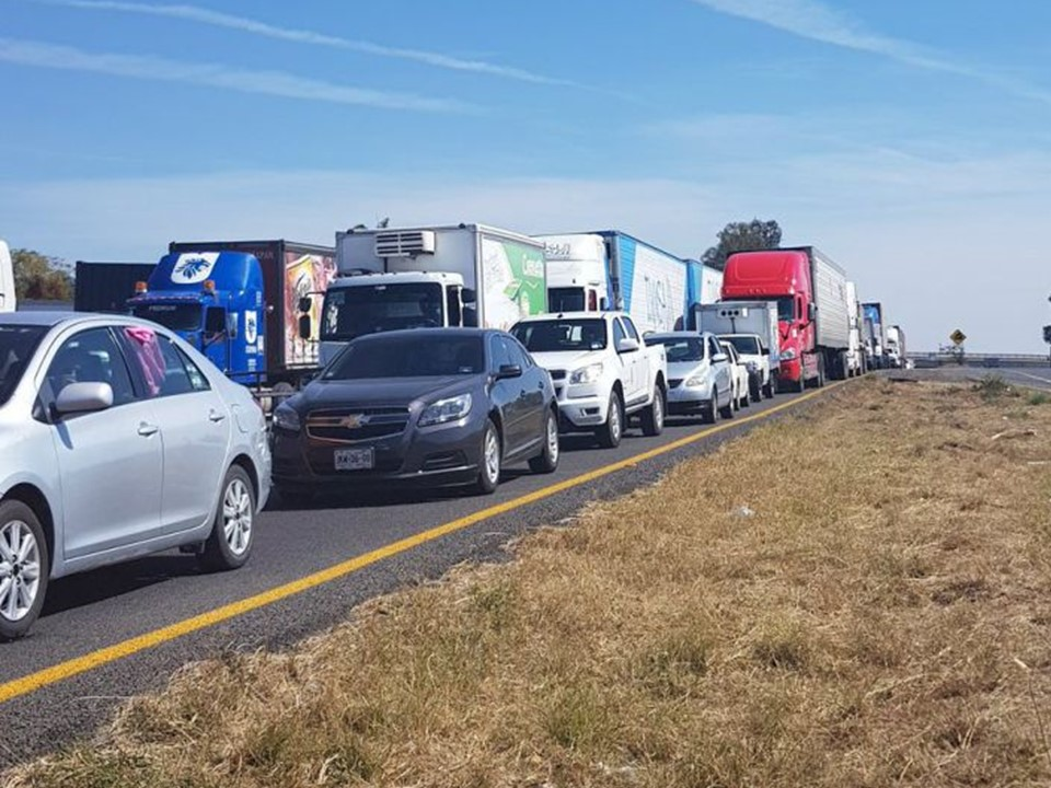 La ruta entre Colima-Guadalajara la más peligrosa para el transporte de carga