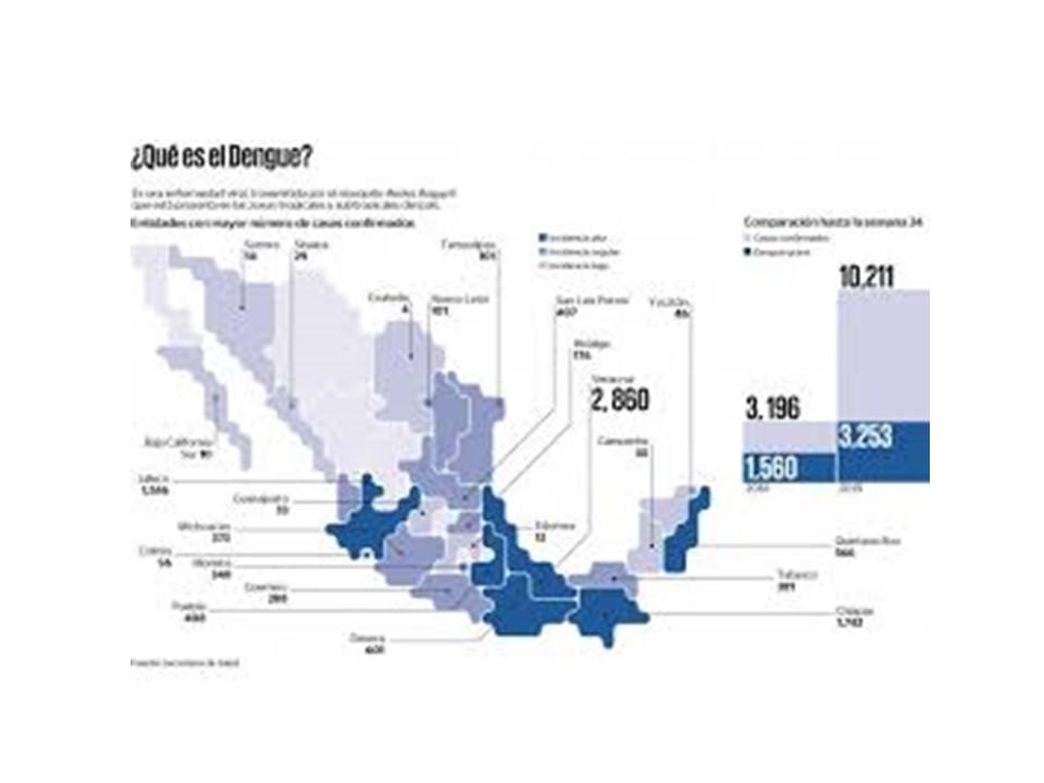 Alerta epidemiológica: se disparan 312% casos de dengue