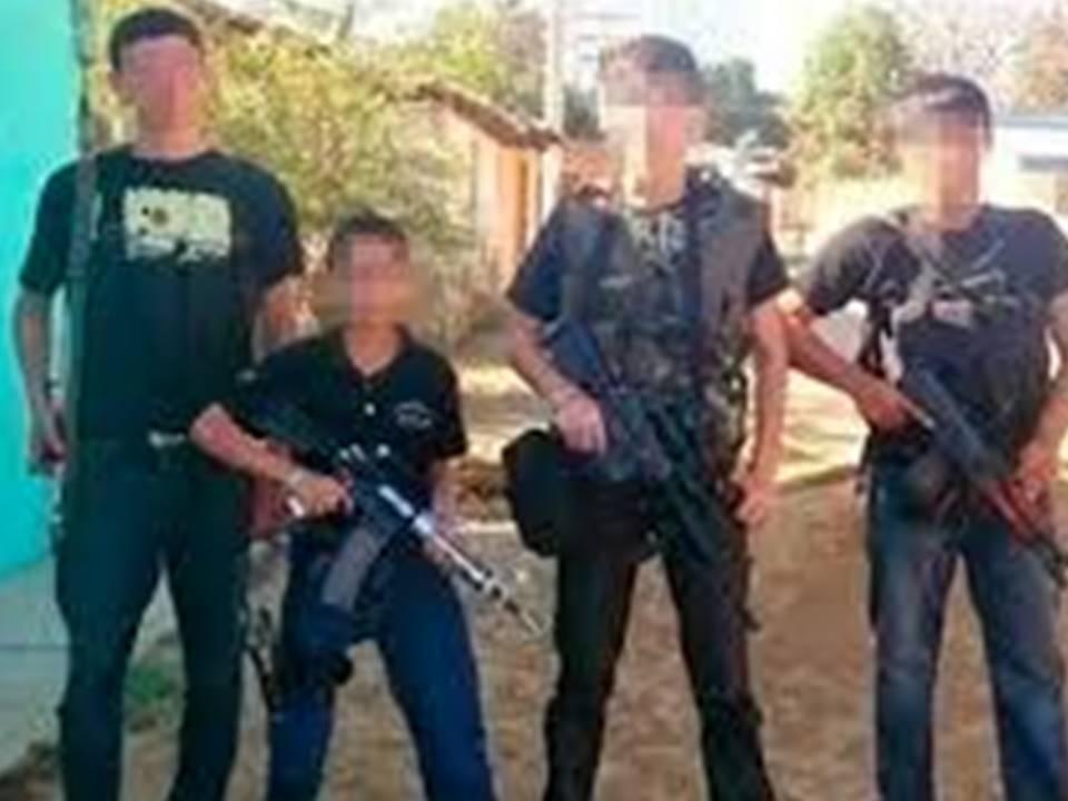 La SEDENA ha detenido a 306 niños sicarios en Colima