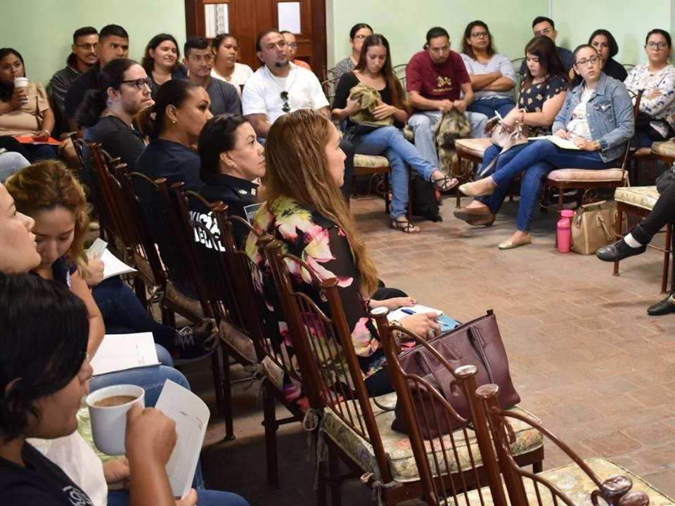 Realiza Gobierno del Estado taller de  mediación comunitaria y cultura de paz