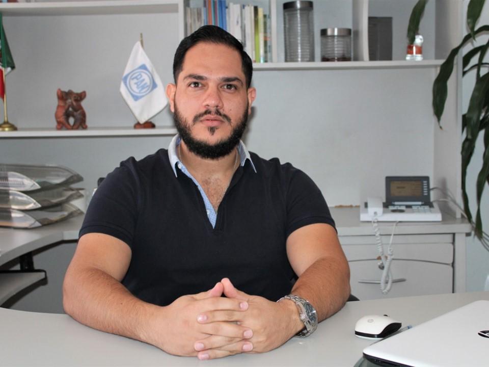 Necesario transparentar el tema Altozano-Indira: PAN Colima