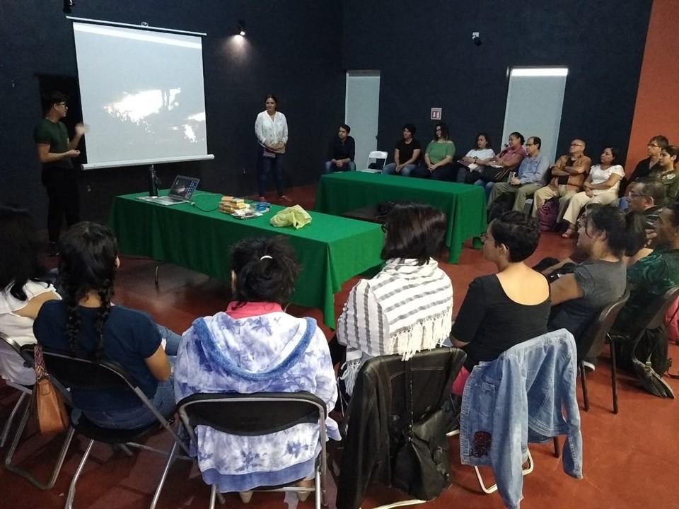 Realizan en Colima Encuentro  de Creadores de Teatro 2019