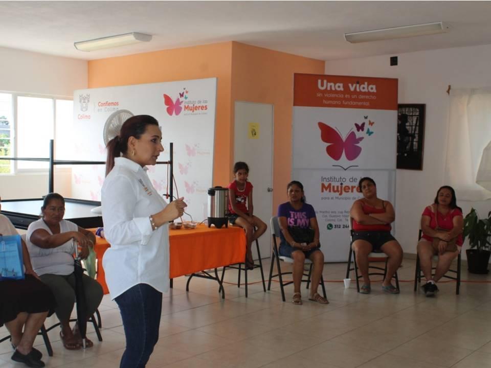 Con la Unidad Móvil Médico Aliado, impulsamos acciones que permitan prevenir y atender enfermedades: Azucena López Legorreta