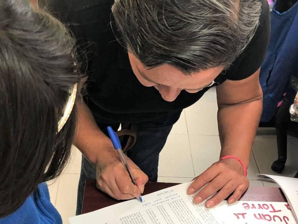 Reunifica Gobierno del Estado a menor de edad  originaria de la Ciudad de México con su abuela
