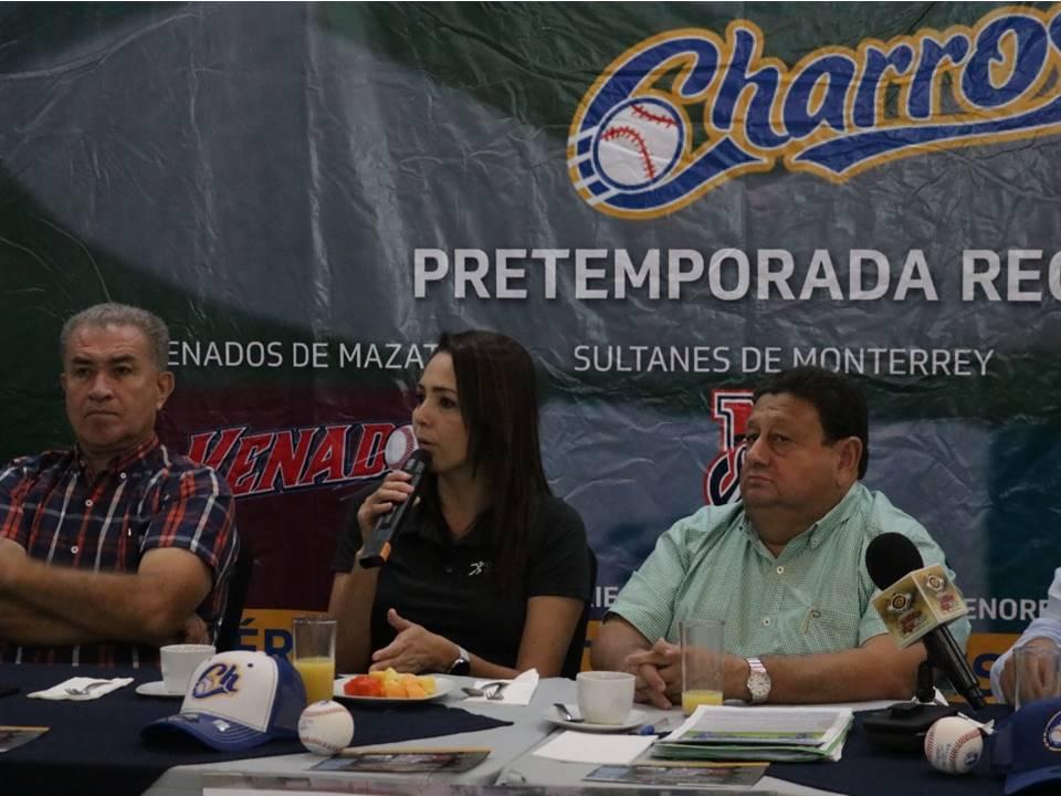 Anuncian a Colima como sede  de Pretemporada de Béisbol