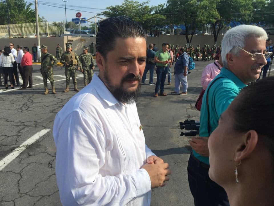 UEMSTIS despojó horas a docentes de la sección 6 del SNTE; se envió a la SEP federal para que resuelva el caso: Núñez Murguía