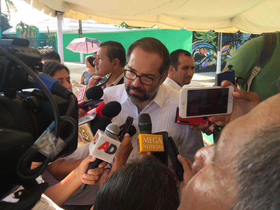 En paquete fiscal federal hay una afectación seria, severa: Peralta Sánchez