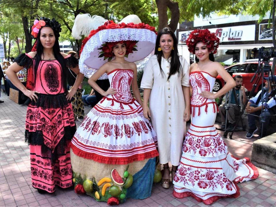 Colima presente en Guadalajara con muestra  gastronómica, cultural y artesanal: Turismo