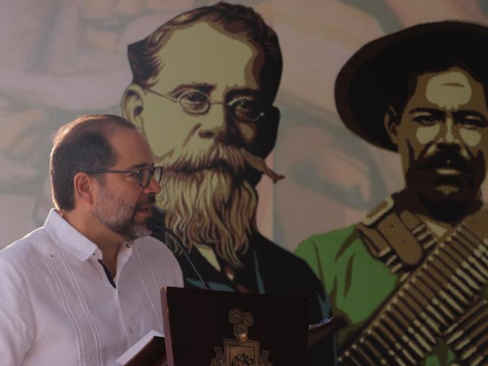 Ideales revolucionarios  siguen vigentes: JIPS