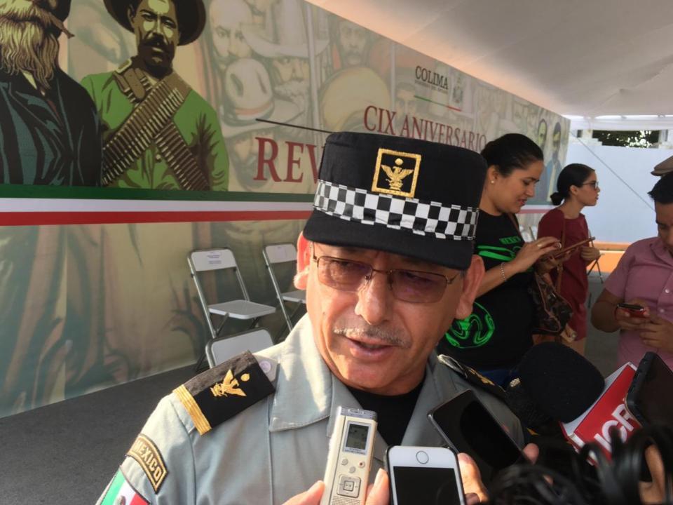 Serán tres cuarteles en Colima de la Guardia Nacional: Comisionado