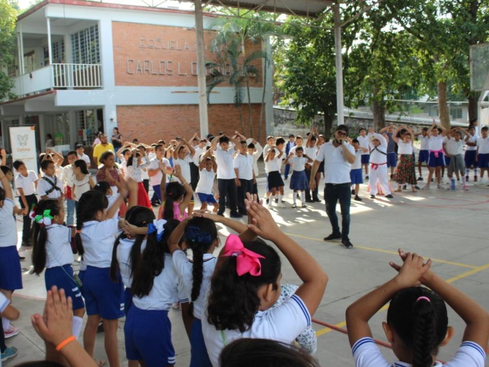 Nuestro compromiso es velar, garantizar y promover los Derechos de la Niñez: Azucena López Legorreta.