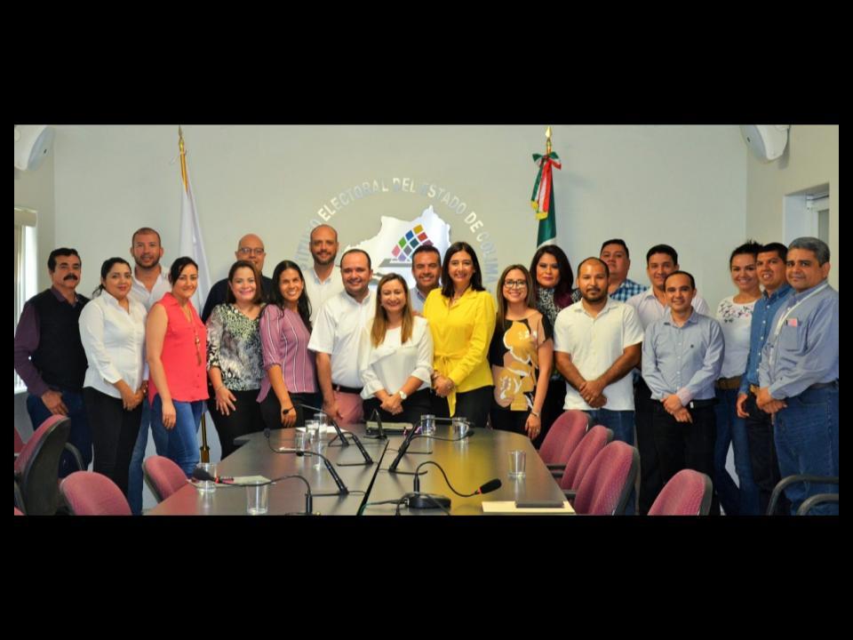 Cumple IEE Colima con 100% en transparencia;  recibe reconocimiento del Infocol