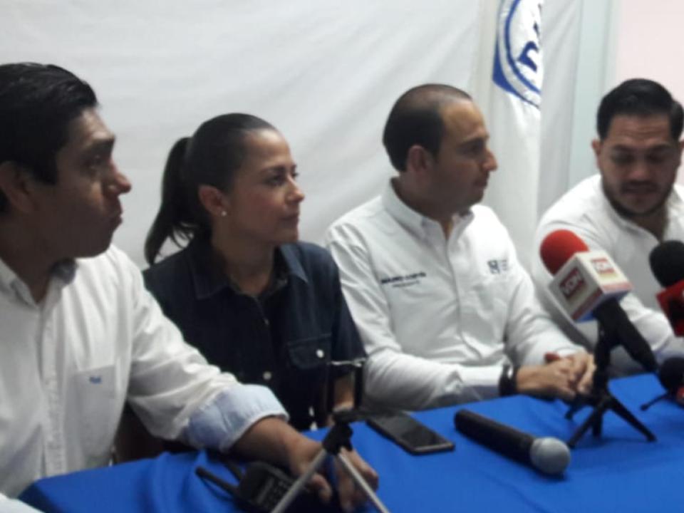 Inconcebible situación de inseguridad y económica que se vive en México: Marko Cortés