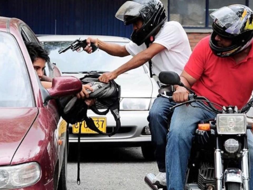 Colima tercer lugar nacional en robo de motocicletas