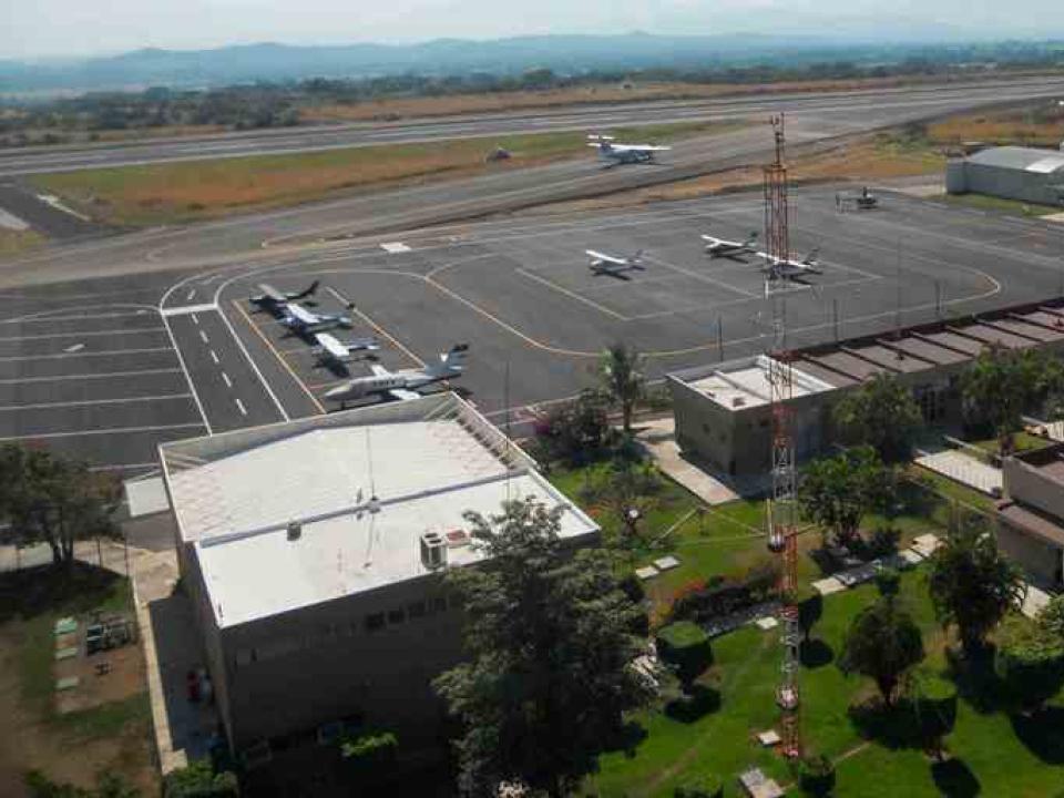 El aeropuerto de Colima con el mayor movimiento de pasajeros, en octubre