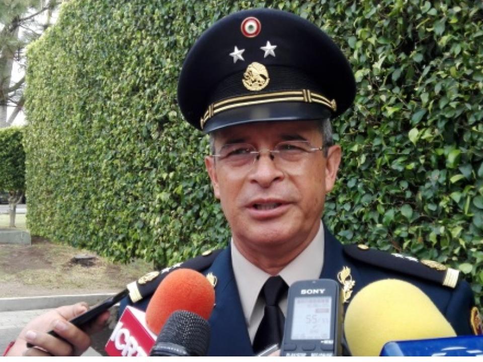 Asciende a general de división Celestino Ávila Astudillo