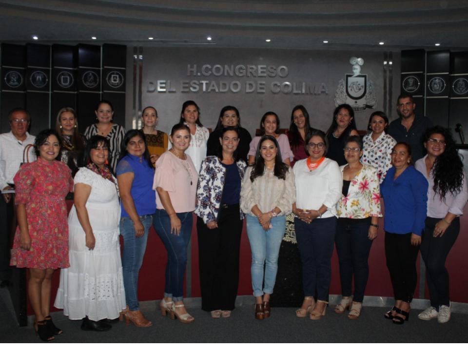 Blanca Livier Rodríguez presenta iniciativa para combatir la violencia política de género