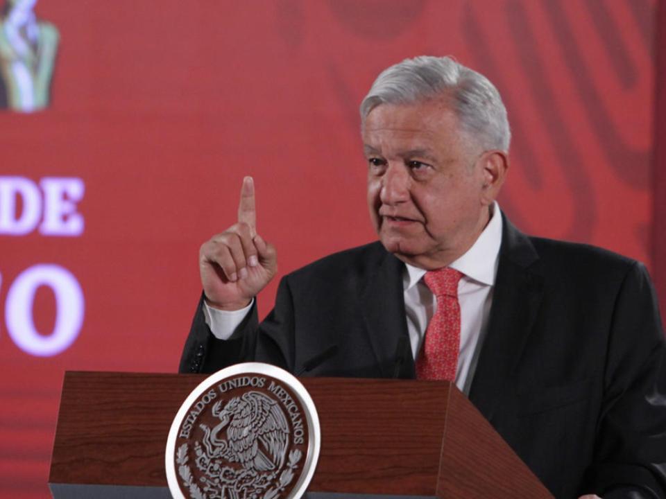 No hay pactos de silencio con la delincuencia López Obrador