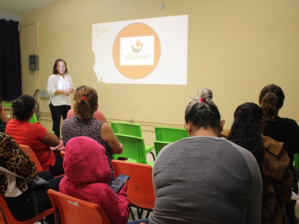 Procuraduría de Protección para NNA imparte charla en escuelas para dar a conocer sus funciones