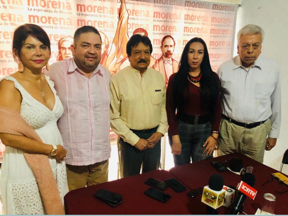 Dirigencia estatal de Morena se dice respetuoso de la decisión de los legisladores en nombramiento de su coordinador