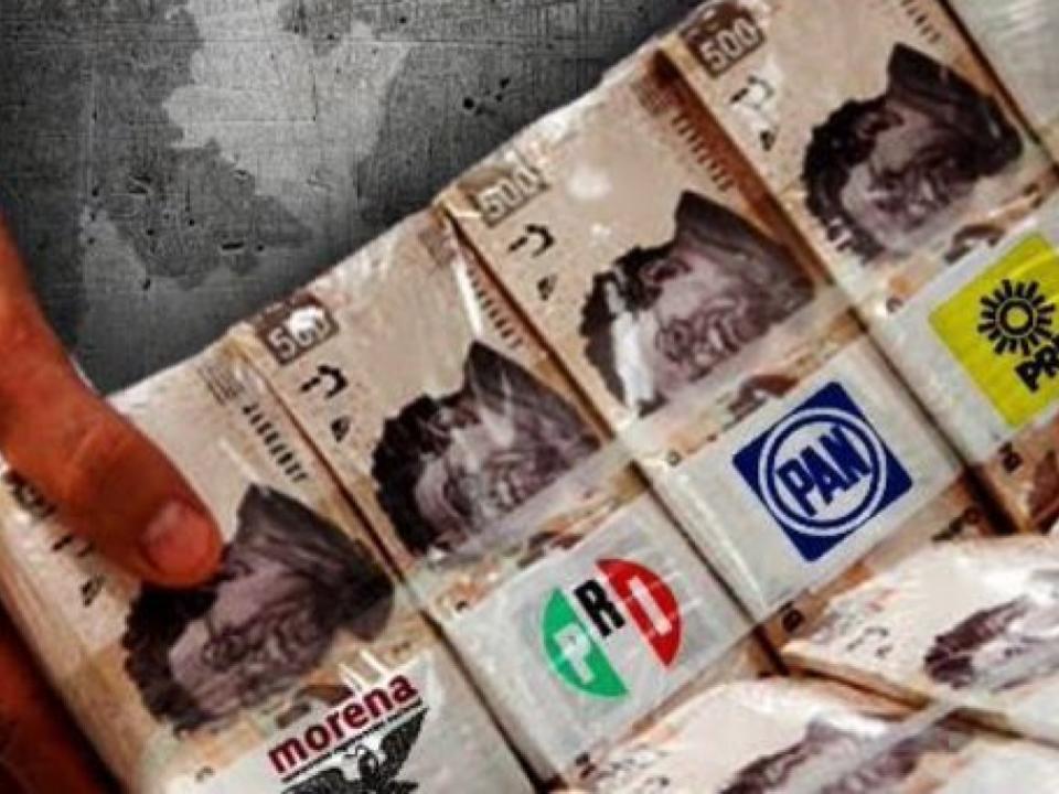 Necesario reducir dinero a partidos, no reforma político-electoral AMLO