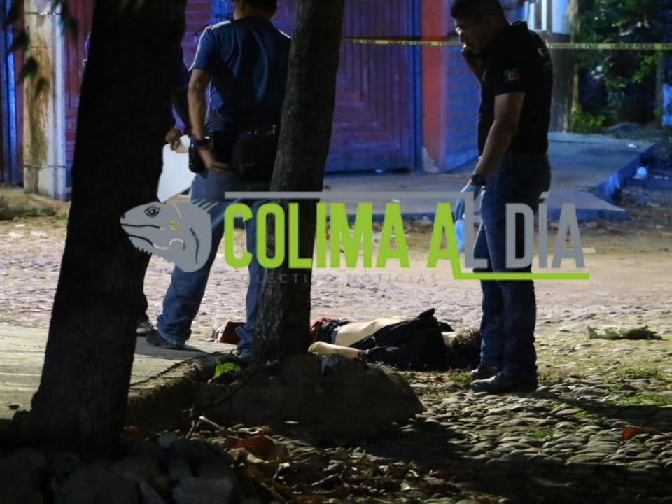 Asesinan a un hombre en El Moralete, de la capital