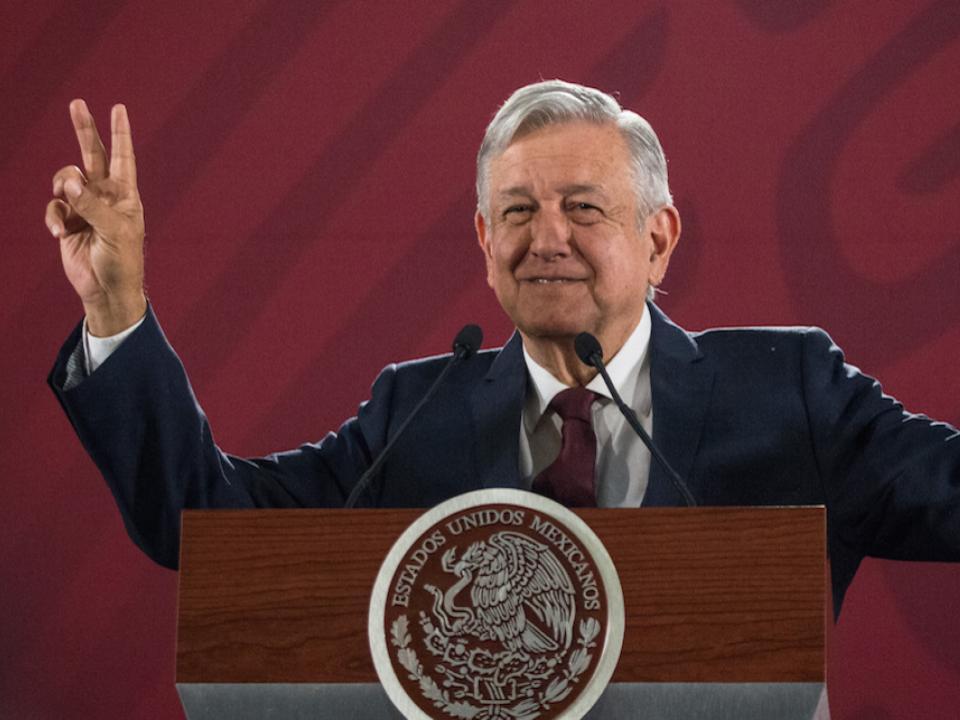 Anuncia AMLO inversión de empresarios estadounidenses en México