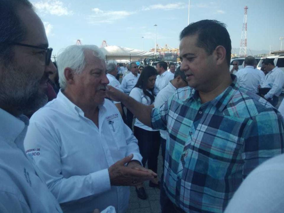 El diputado Carlos Farías gestiona apoyos para la zona rural de Colima ante el titular de Sader