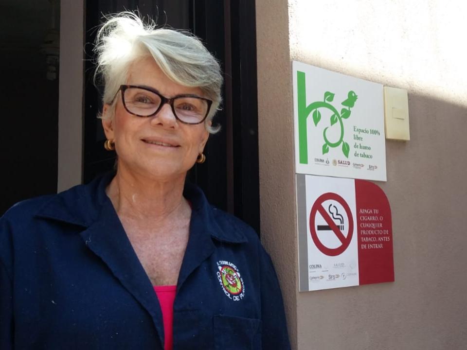 En Colima, existen más de 700 espacios  100% Libres de Humo de Tabaco: Salud