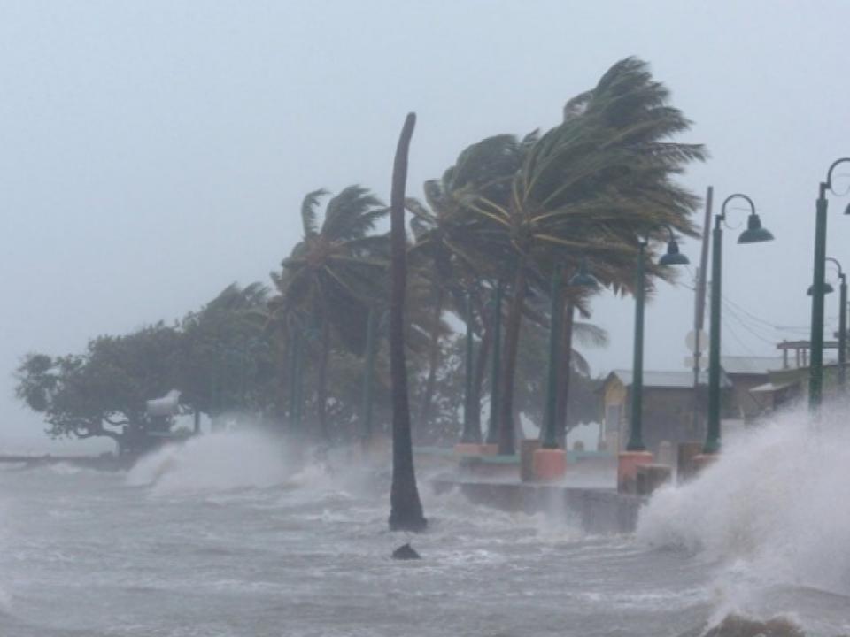 Alerta sobre onda tropical en el pacifico; la quinta de la temporada