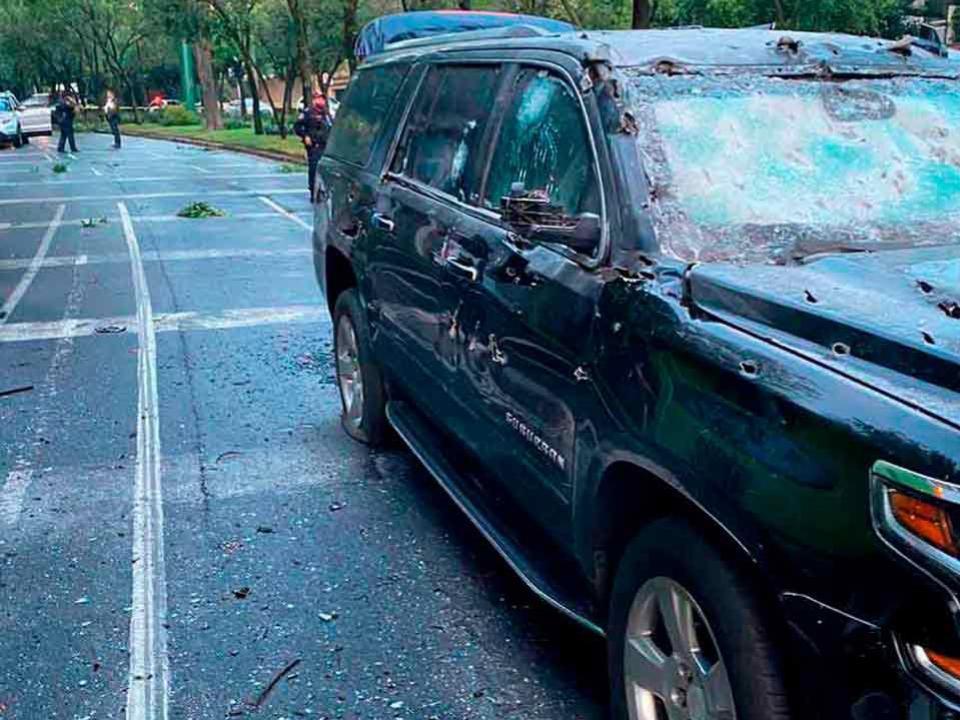 Desde Colima se planeó el ataque contra el secretario de seguridad ciudadana de la CDMEX