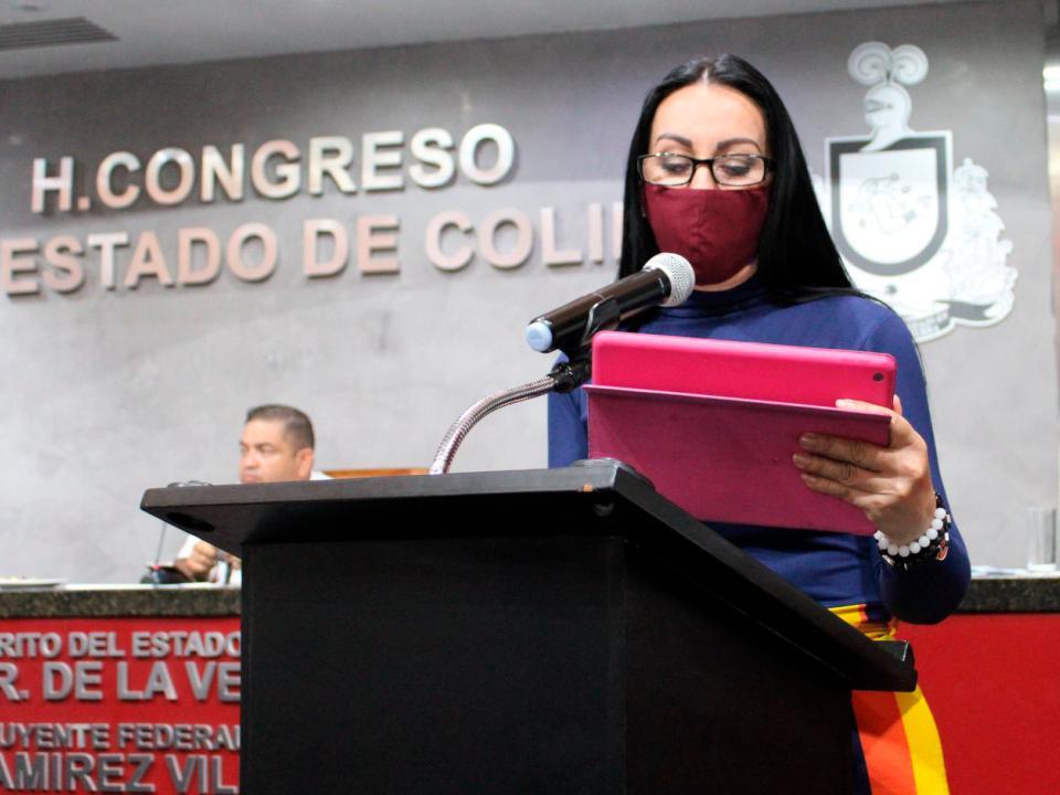 Más claridad en IPECOL, propone Claudia Aguirre