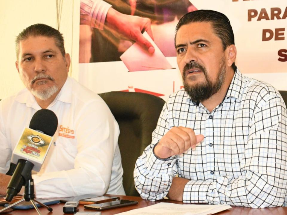 Respalda el magisterio colimense iniciativa de reforma educativa presentada por la diputada Rosalba Farías