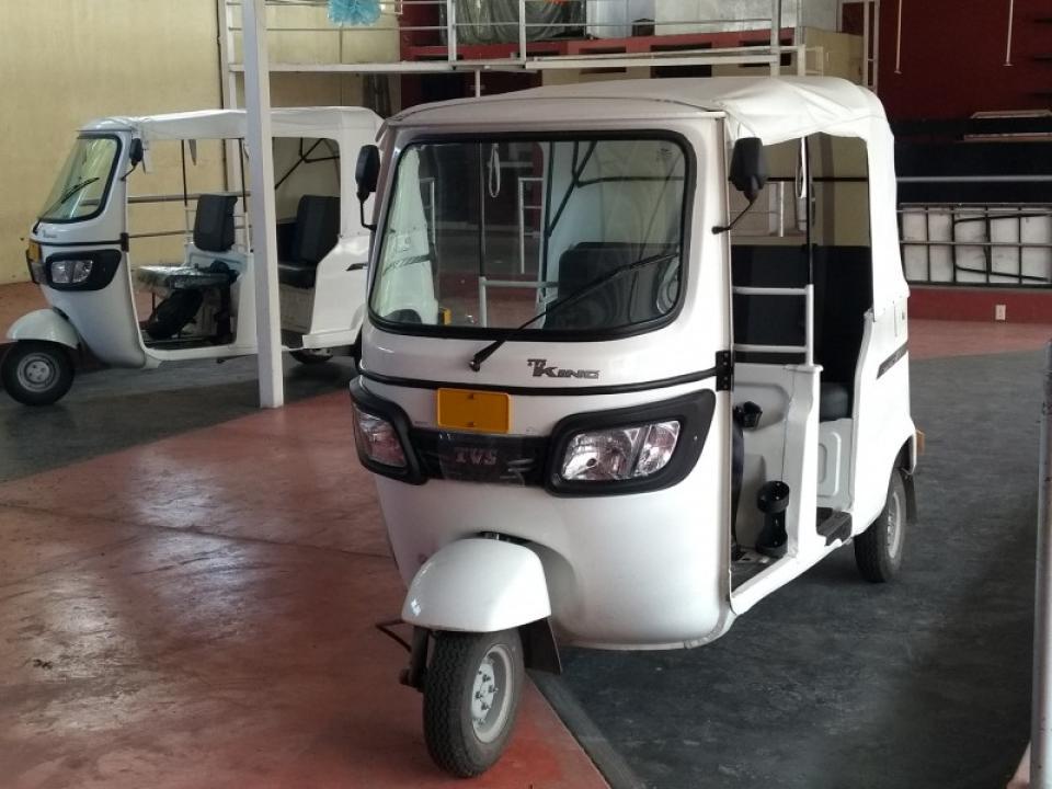 Incrementa número de mototaxi en VdeA a pesar de que es ilegal su operación: Chávez Ríos