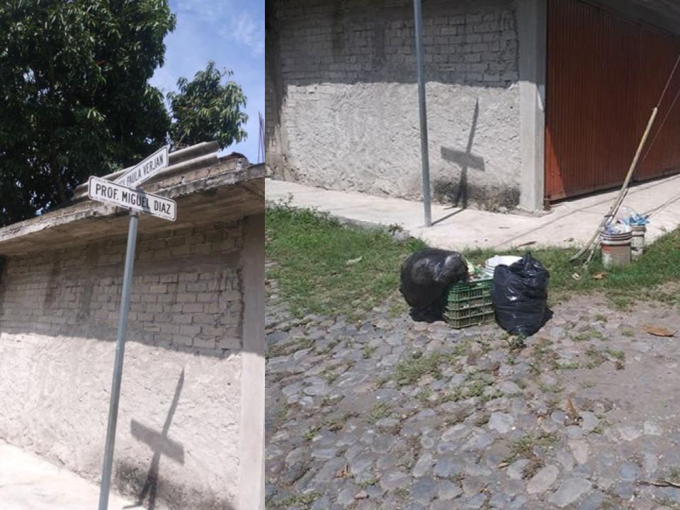 Tienen que soportar la peste de desechos en la Torres Quintero servicio de recolección no se lleva la basura (Denuncia Ciudadana)