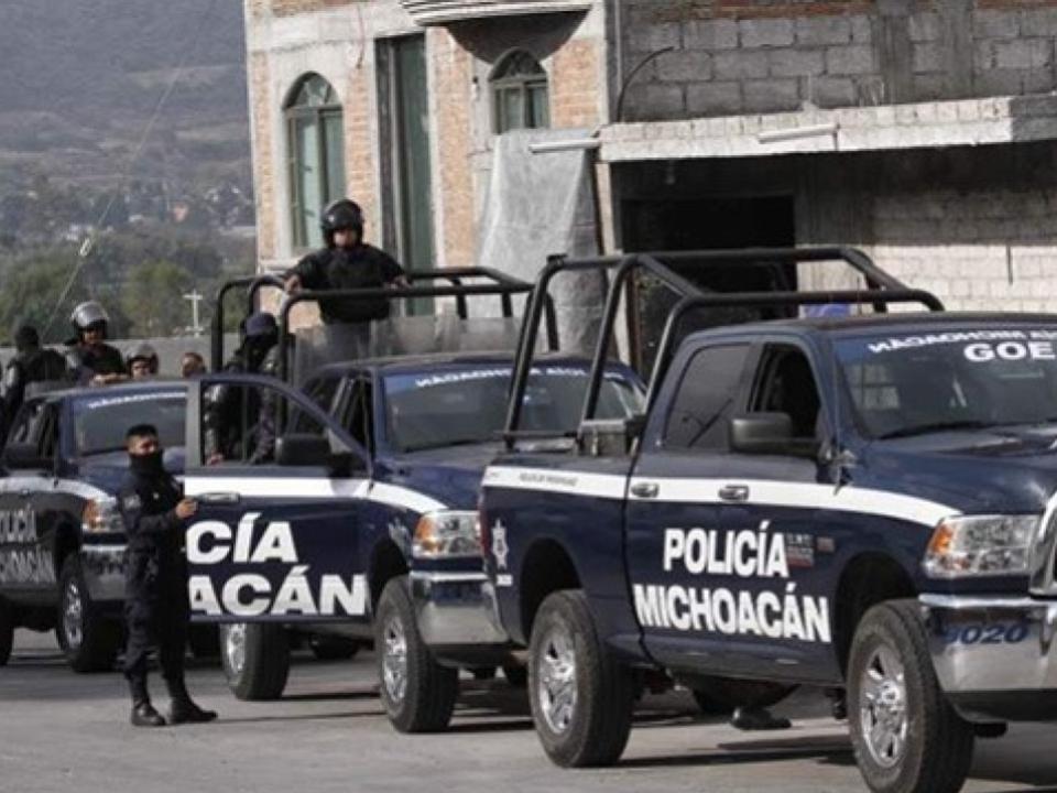 Se reforzará la seguridad de Michoacán en sus límites territoriales con Jalisco y Colima