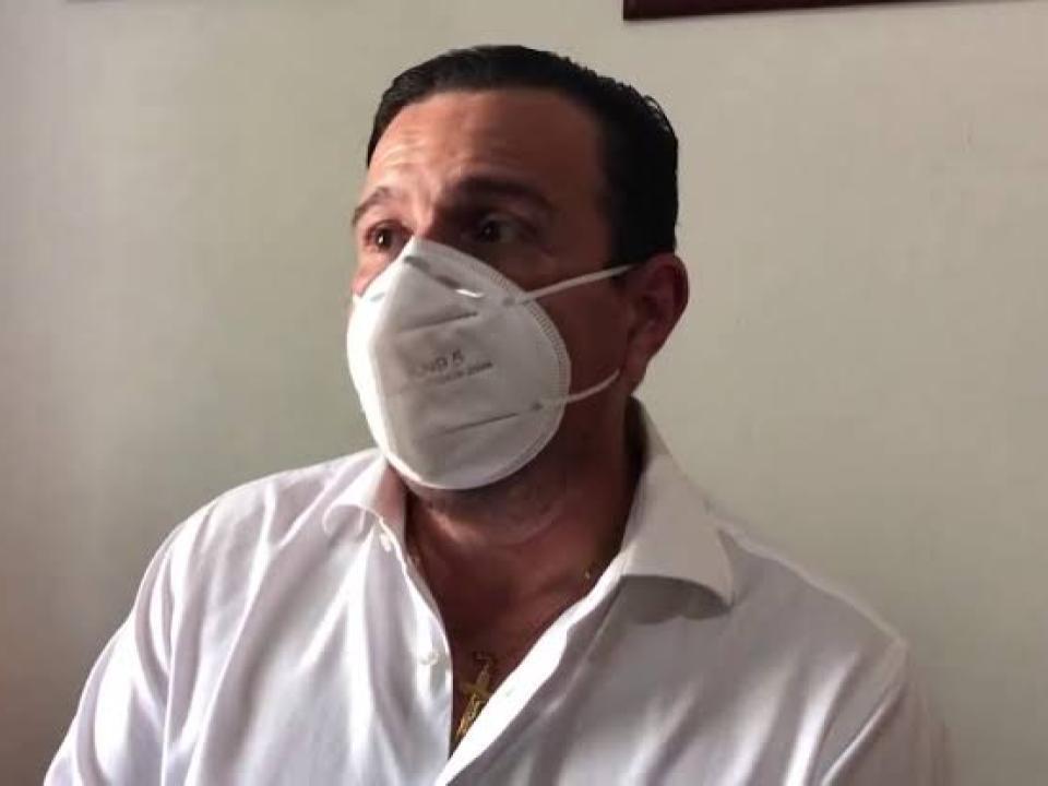 Panal Colima solo participará en el proceso local: Pinto Torres