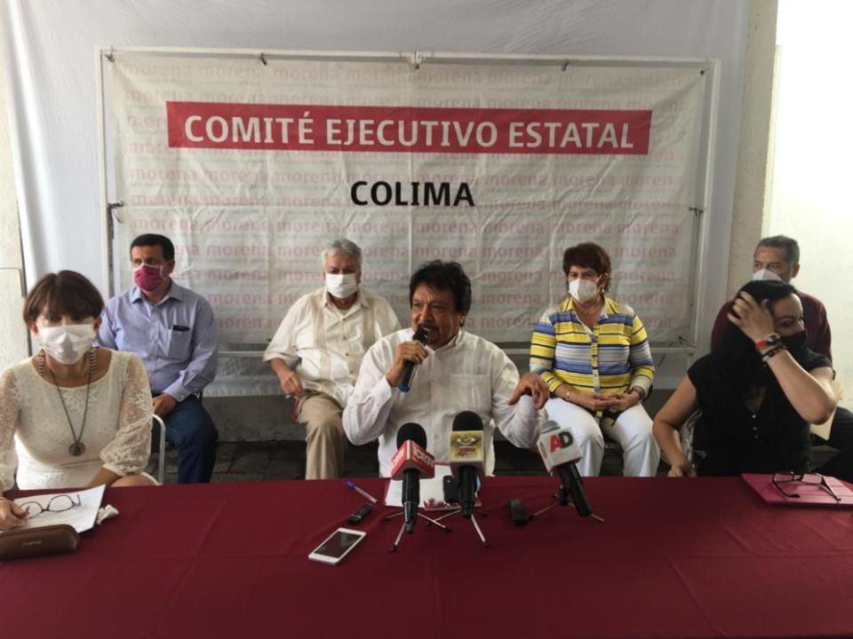 En Colima, Morena se pronuncia a favor que la elección de dirigente sea a través de encuesta