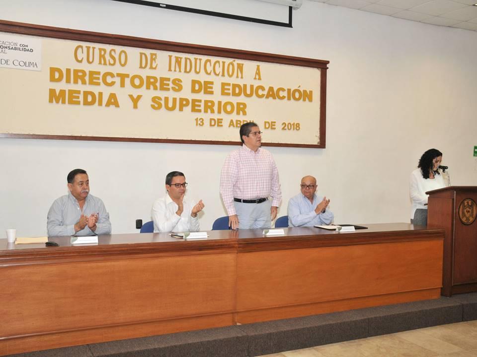 Capacitan a nuevos directivos universitarios  en materia administrativa y ejecutiva