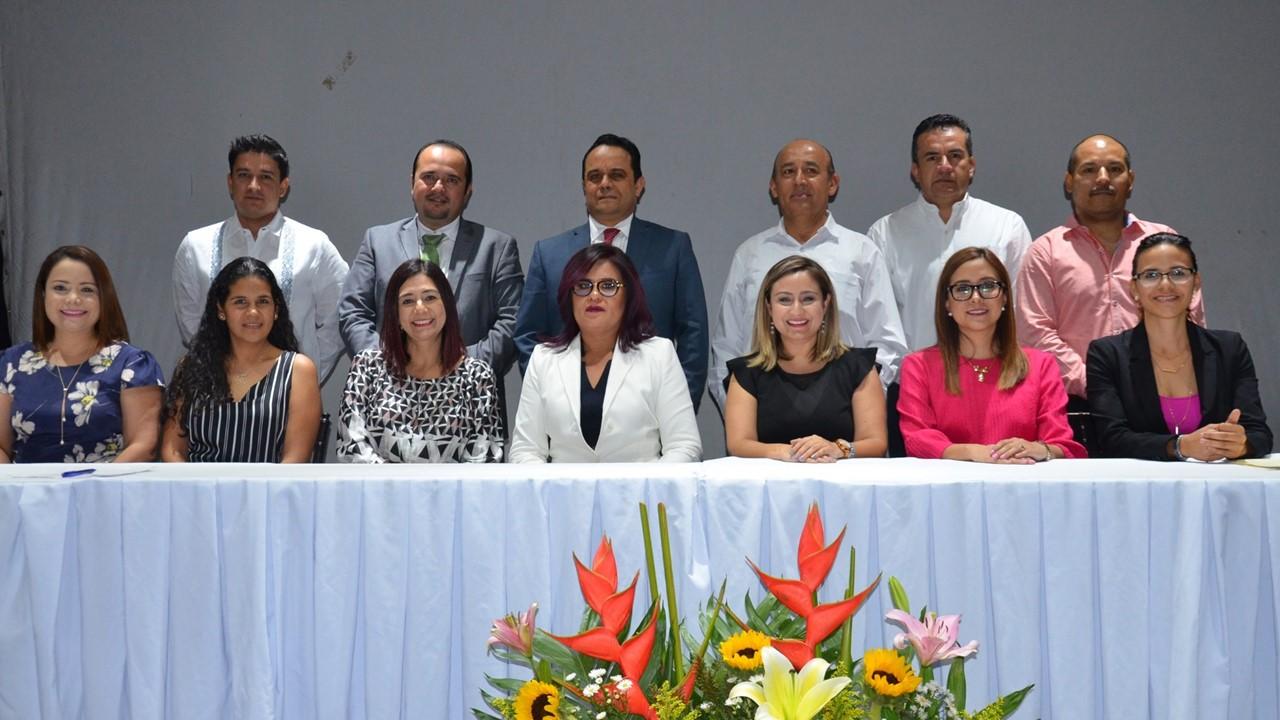 Firman IEE Colima e Infocol declaración conjunta para exhortar  a actores políticos a hacer uso responsable de datos personales