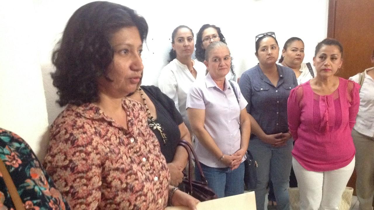 Irma Valdovinos nueva dirigente del Sindicato de Ayuntamiento de Cuauhtémoc