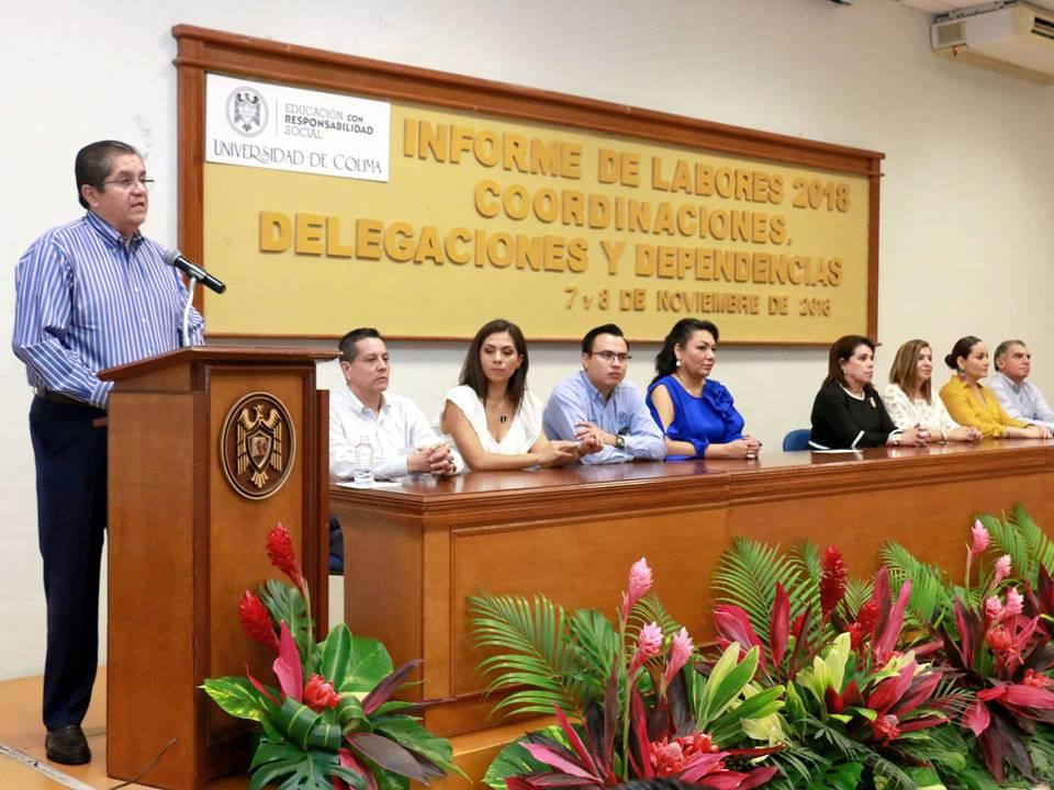 UdeC cumple metas de cobertura, calidad  y responsabilidad social: Rector