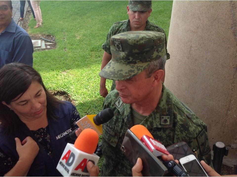 Terrenos de Calzada Galván seguirán siendo custodiadas por elementos militares en tanto se entregue a gobierno: Ávila