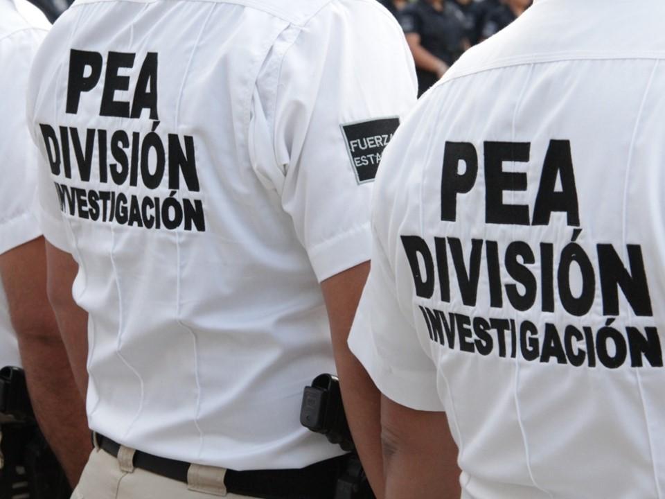 Capturan a cinco sujetos por  posesión de droga: SSP