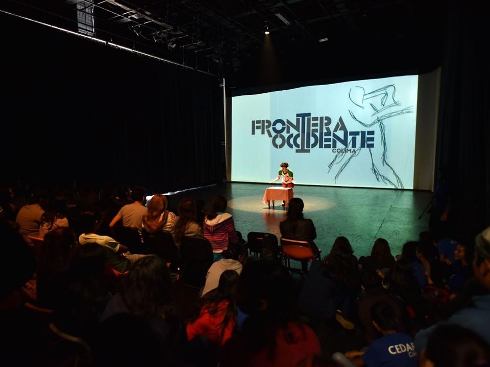 Arrancó el 7° Encuentro de danza  contemporánea Frontera Occidente