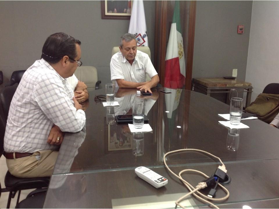 Congratula a Rangel que el gobierno restablezca abasto de medicamentos