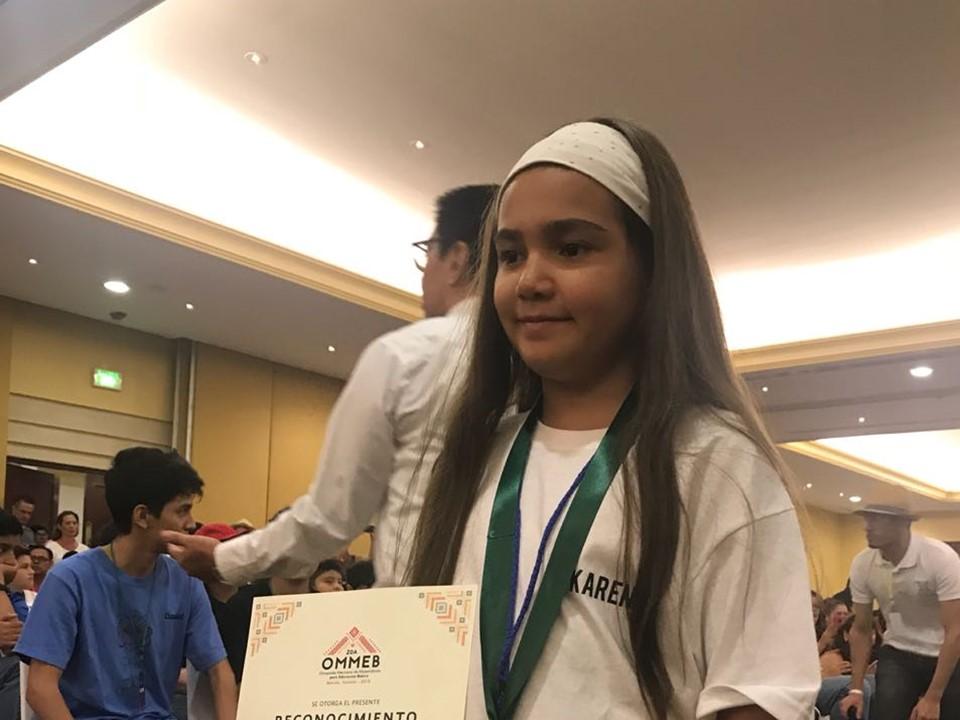 Gana Colima medallas de plata y bronce  en Olimpiada de Matemáticas