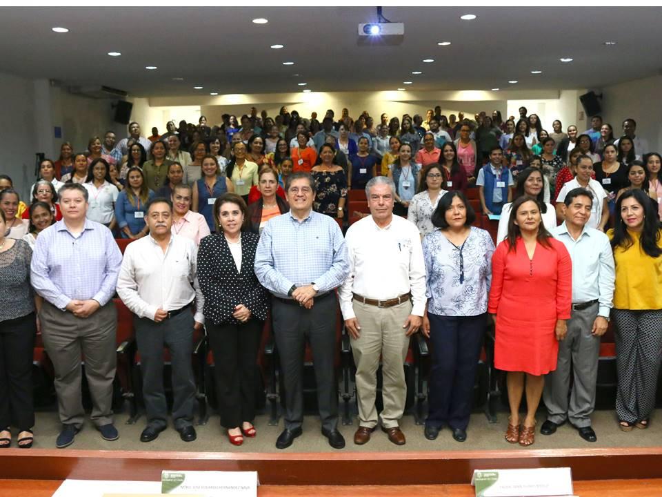 Inaugura rector eventos académicos  para fortalecer la inclusión educativa