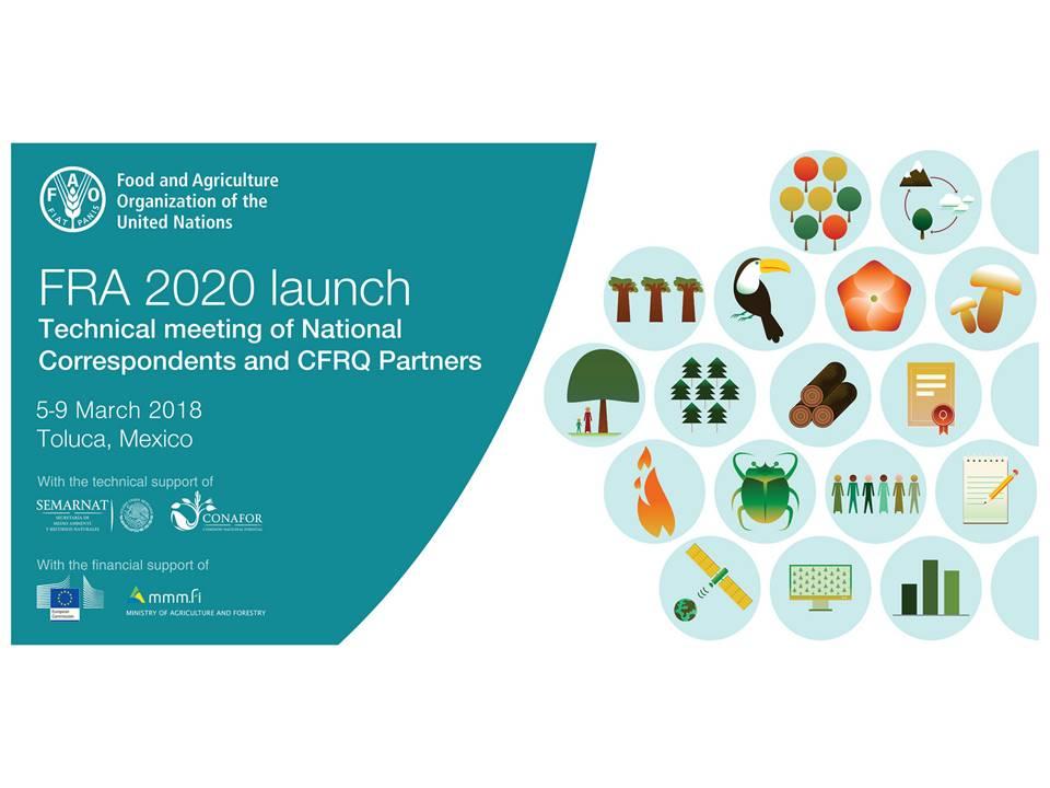 Será México sede del inicio de la evaluación de los bosques del mundo liderada por FAO