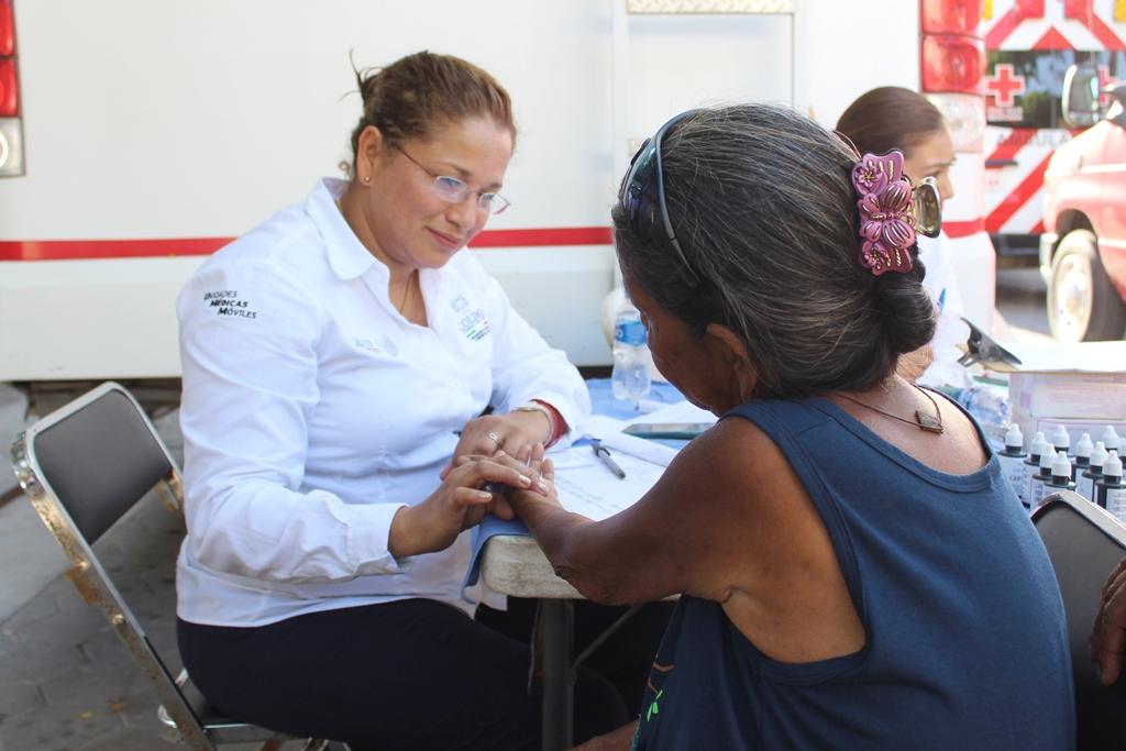 Aumenta donación voluntaria en Banco de Sangre